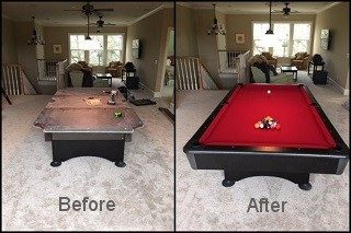 Pool table repair in Twin Falls content img2